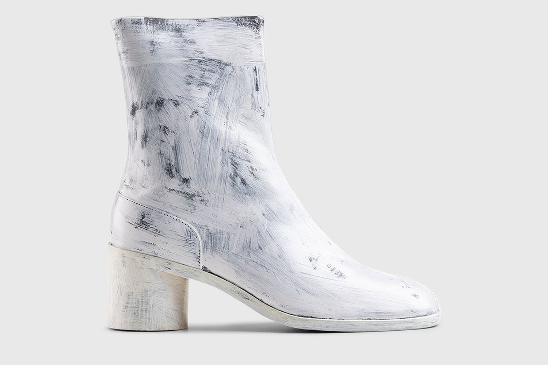 Tabi Bianchetto Chelsea Boots