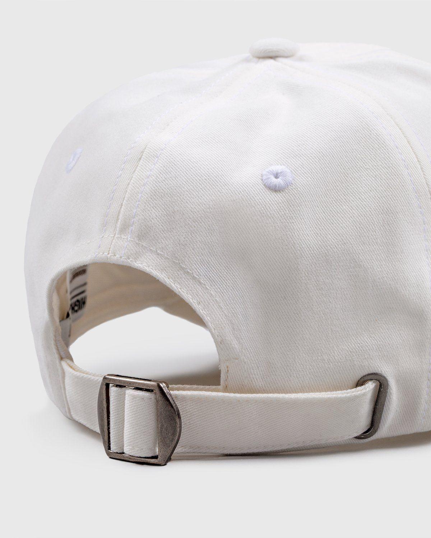 Highsnobiety — Cap Off White - Image 3