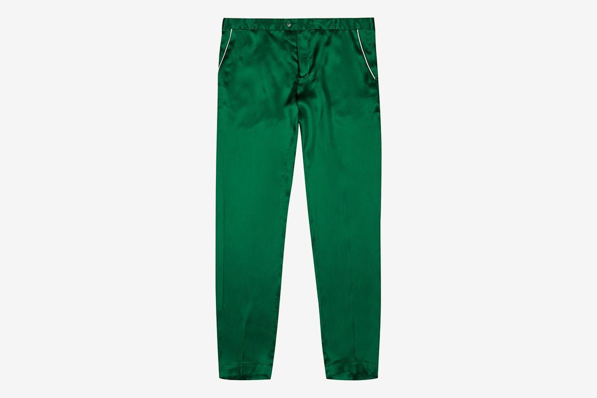 Affiliate Marketing Soirée Silk Trousers