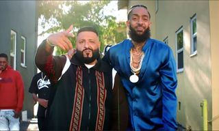 "DJ Khaled Drops ""Higher"" Video Featuring Nipsey Hussle & John Legend"