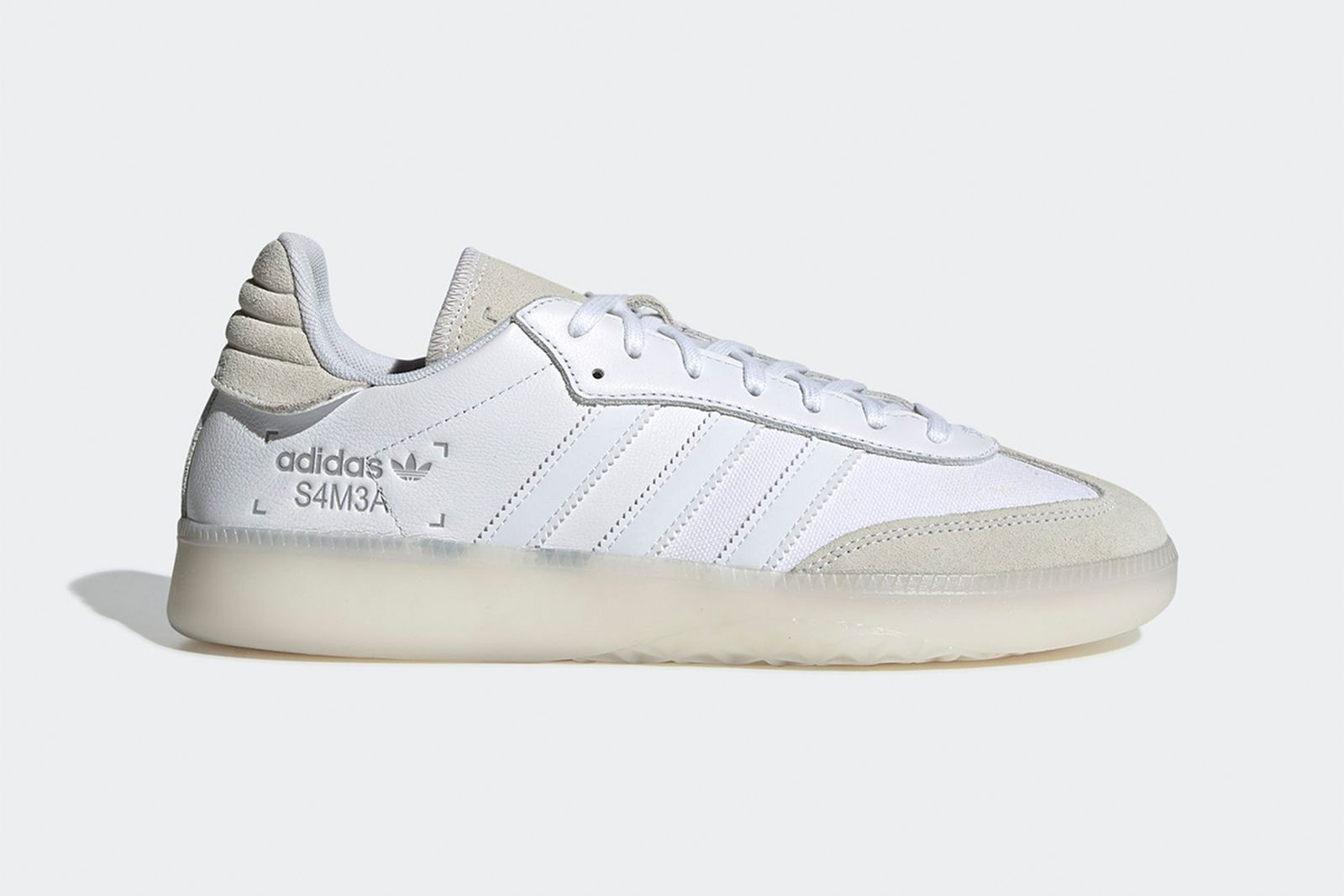 adidas samba rm cloud white core black release date price