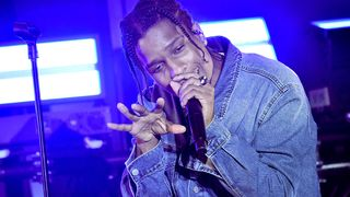 asap rocky injured generation tour A$AP Rocky