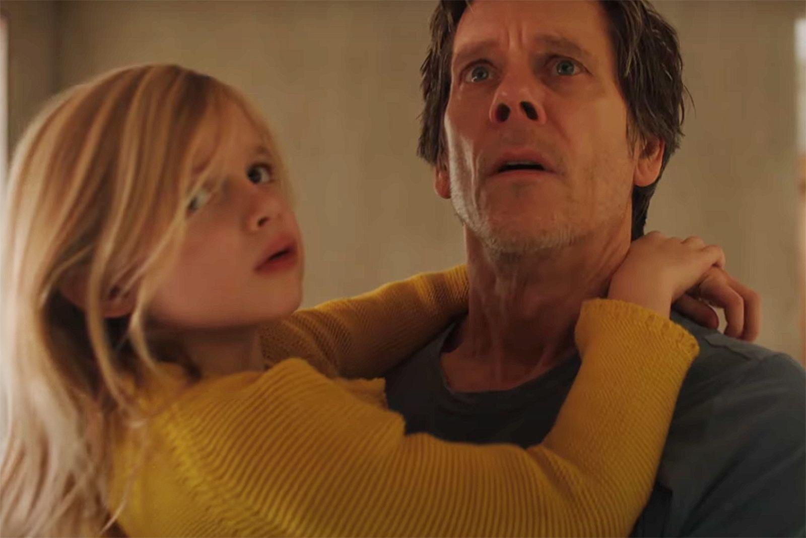 Kevin Bacon You Should Have Left trailer
