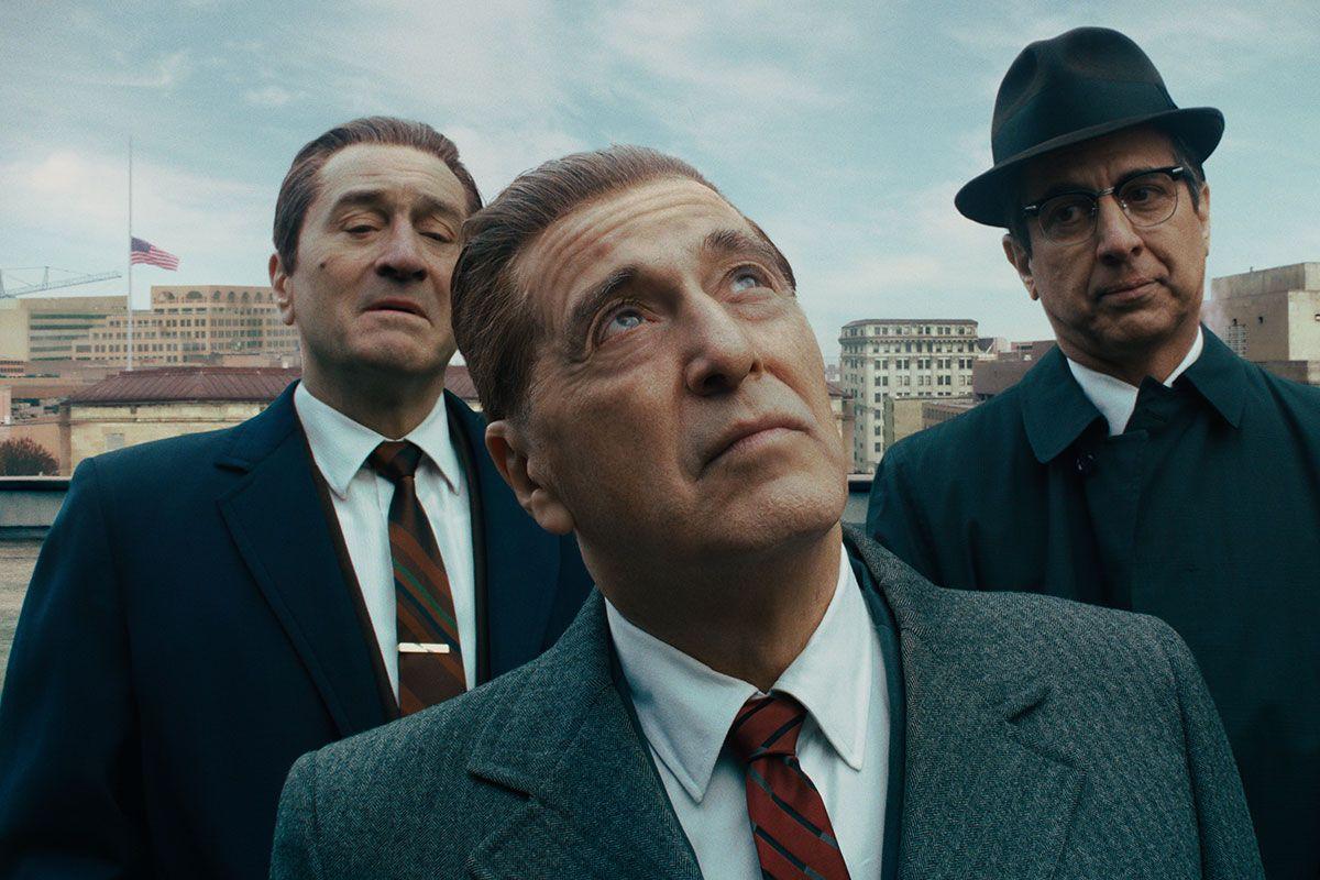 'The Irishman' on Netflix