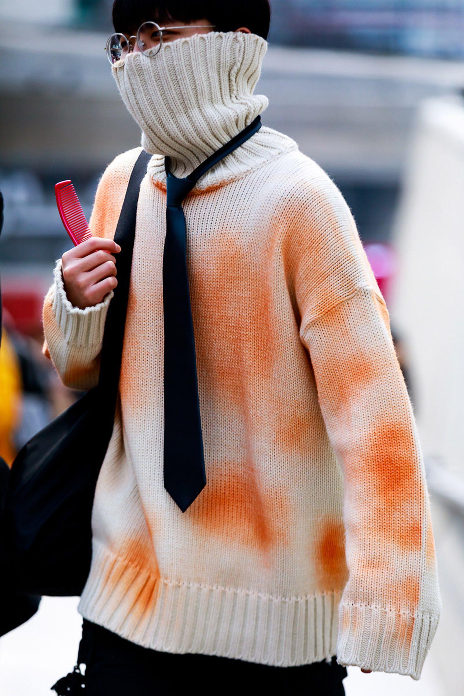 12Seoul street style march paul jeong seoul fashion week