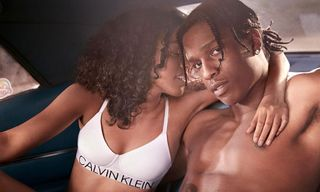 A$AP Rocky Is the Face of Calvin Klein's Spring 2019 Underwear Campaign