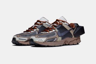 """super popular 5df61 1a212 A-COLD-WALL  Surprise Drops the Nike Zoom Vomero +5 """"Solarised"""""""
