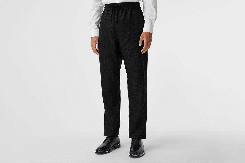 Monogram Motif Jogging Pants