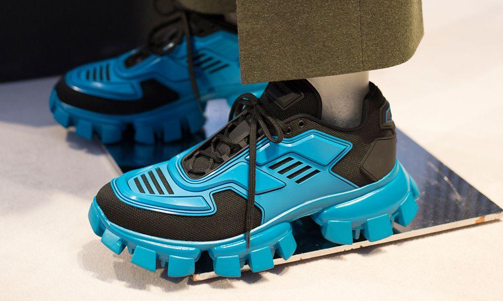 Si Duplicar Anormal  Prada FW19 Footwear: A Closer Look at All Upcoming Styles