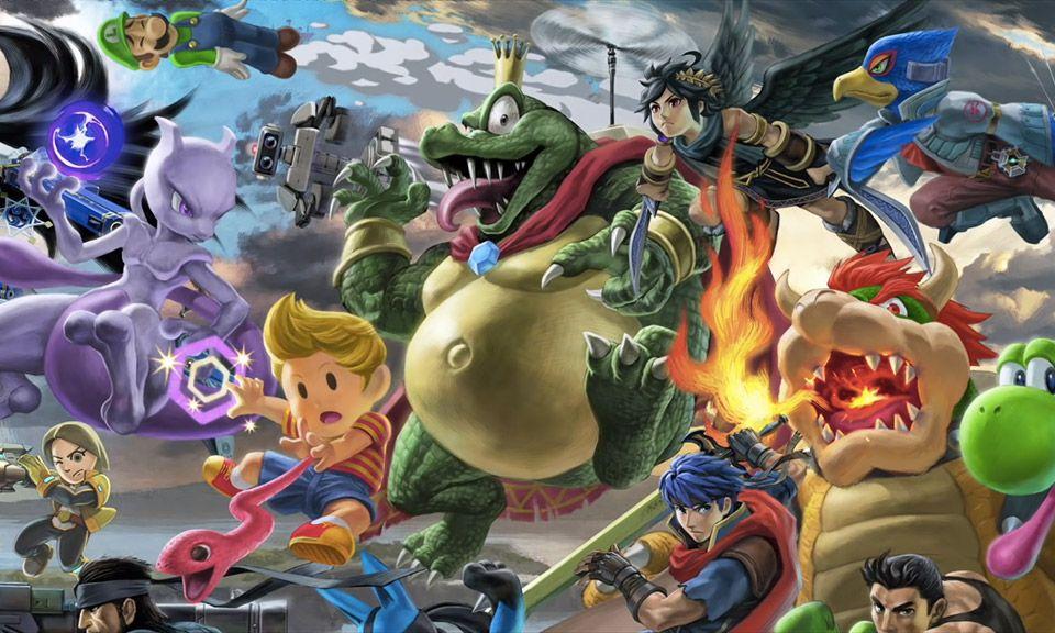 Super Smash Bros  Ultimate' Announces Five New Fighters
