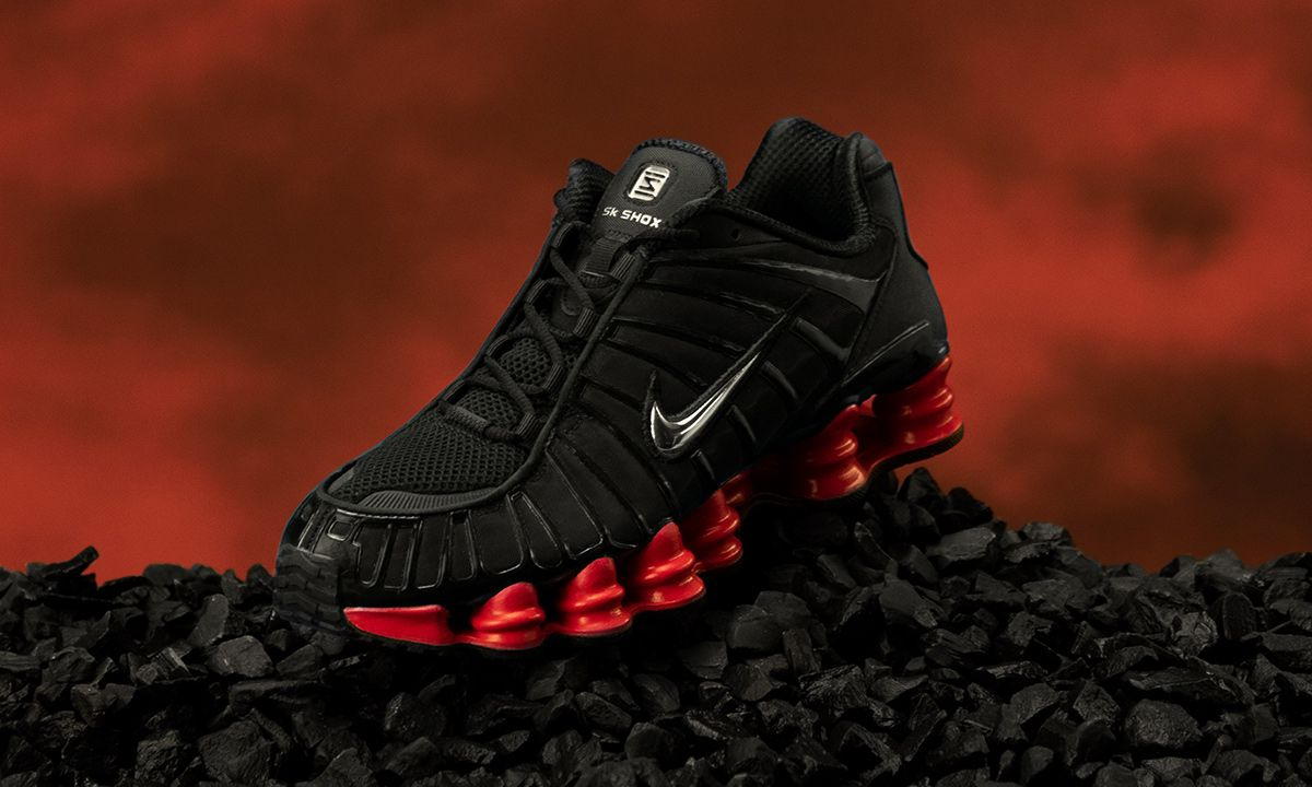 compañero Clasificar neumático  Skepta x Nike Shox TL: Official Images & Where to Buy Today