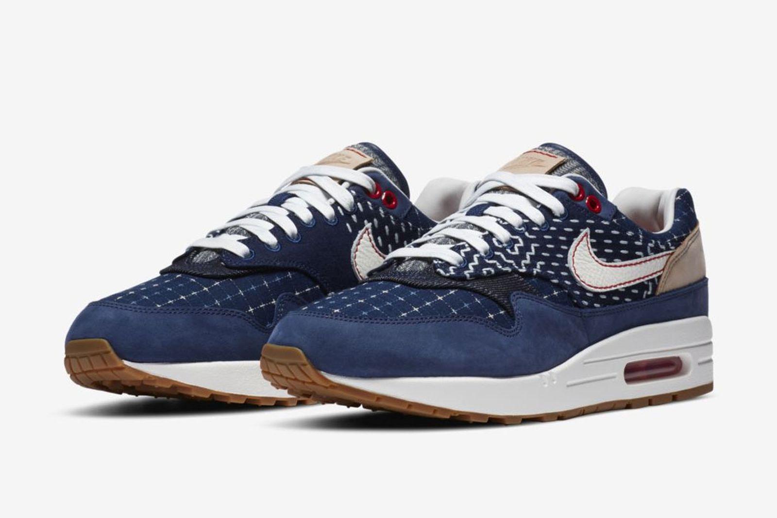 Denham x Nike Air Max 1 product shot