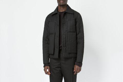 Slim-Fit Padded Jacket