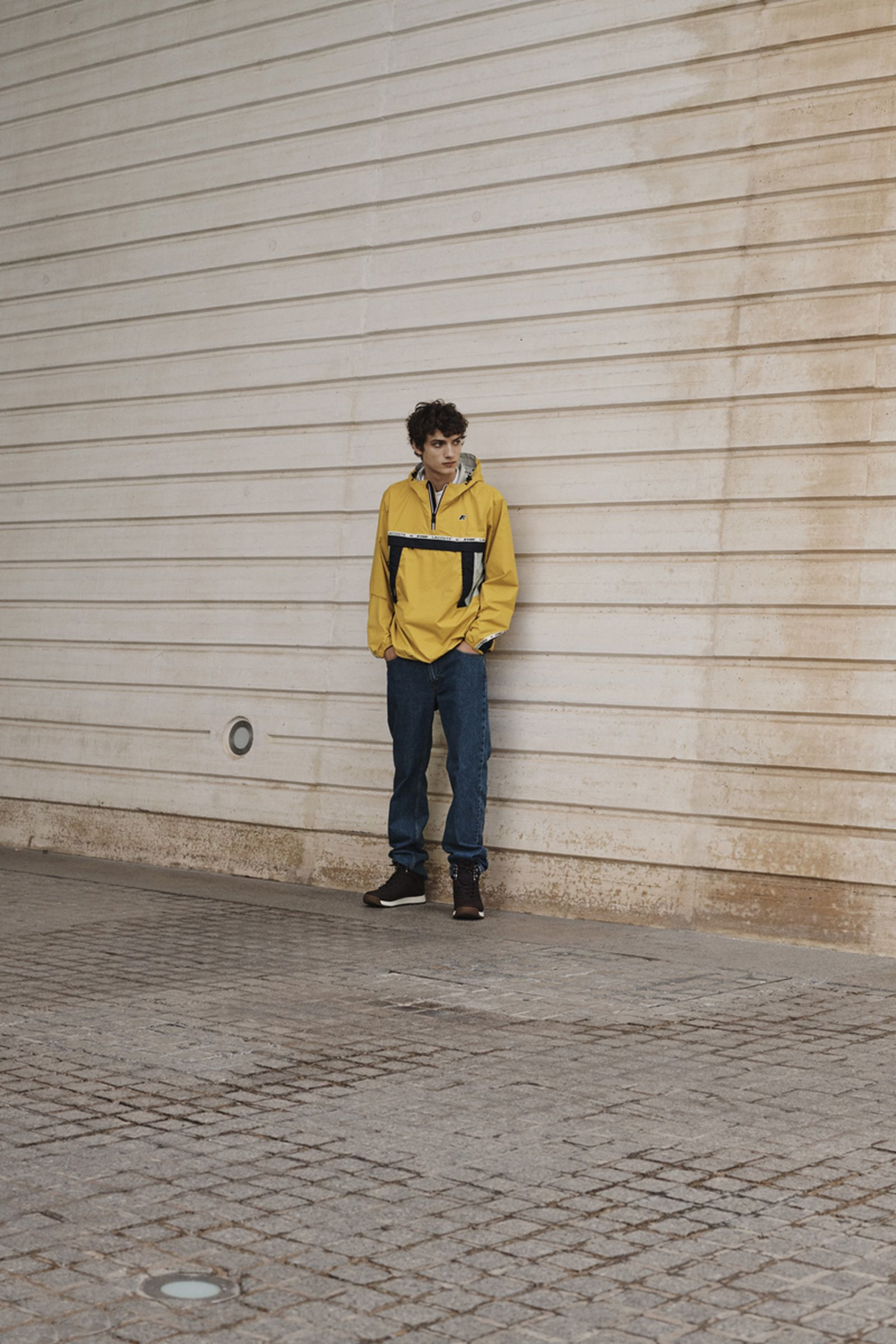 lacoste winter icons k way Alpha Industries gloverall k-way