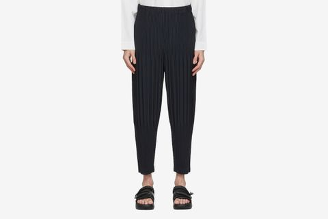 Tapered Basics Trousers