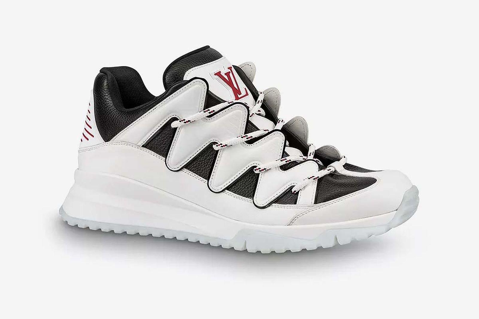 louis vuitton zig zag sneaker release date price