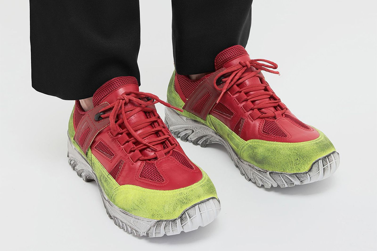 maison margiela dirty sneakers release date price