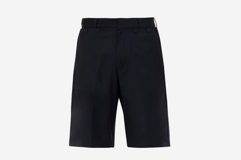 Le Marin foldable-pocket shorts