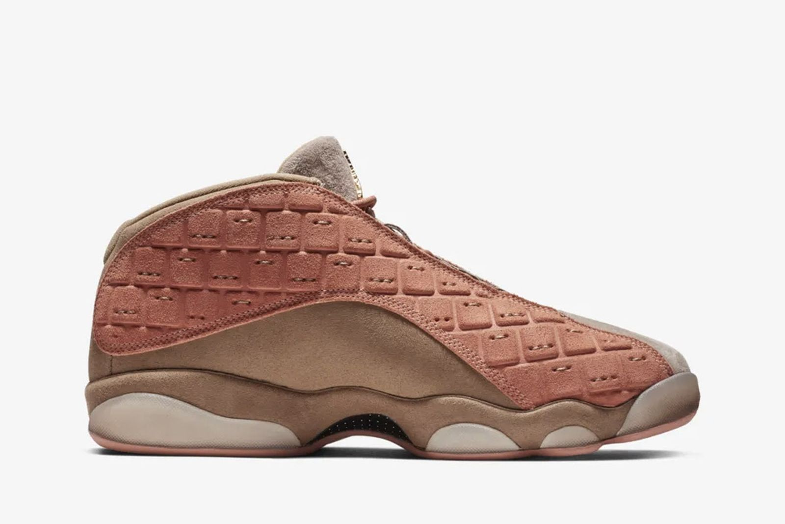 clot air jordan 13 low terracotta warrior release date price info