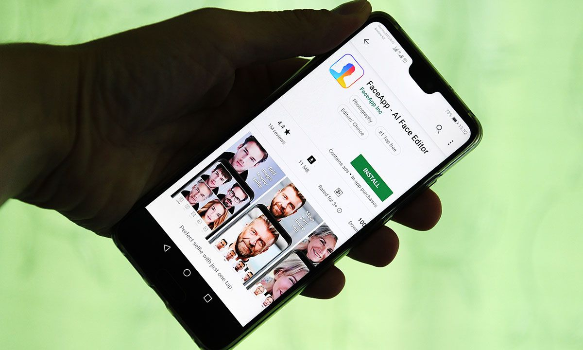 You Might Want to Read This Before Uploading Your Image to FaceApp