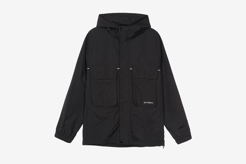 Big Pocket Shell Jacket