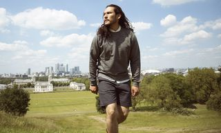 Percival Launch Jersey Collection with a Greenwich-Based Campaign