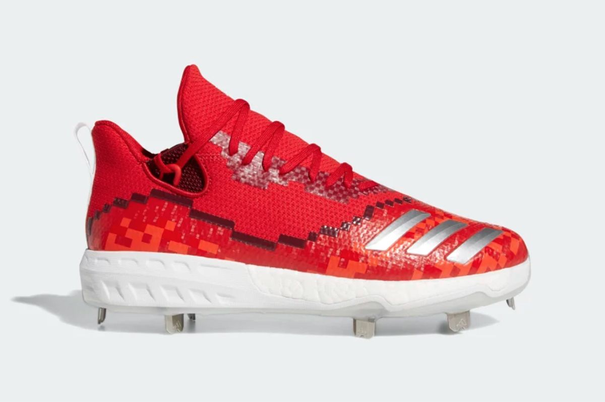 adidas Created a Snapchat Game to Release 8-BIT-Themed Baseball Cleats 2