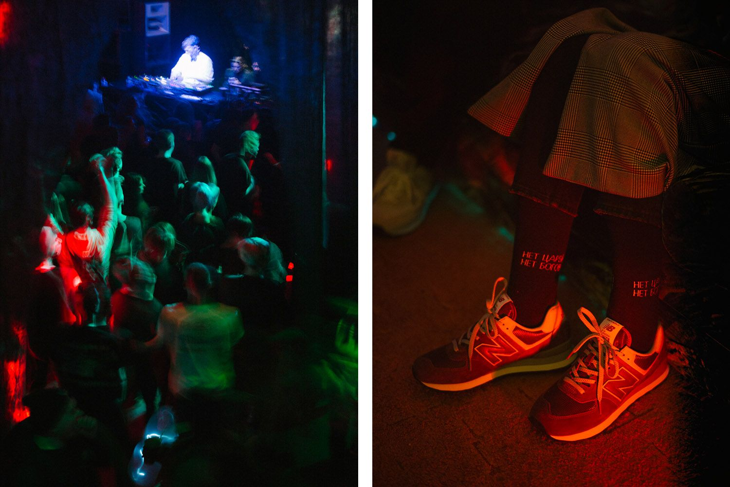 low priced 16120 5baac Exploring Russia's '90s Rave Culture With the New Balance 574