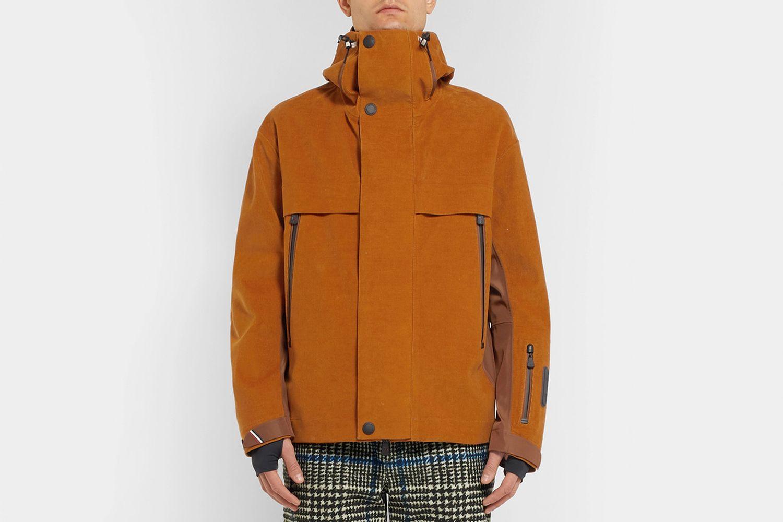 Barcis Corduroy Ski Jacket