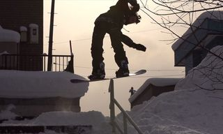 adidas Snowboarding Takes to the Streets in 'Nomad'