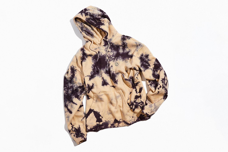 Stockton Tie-Dye Hoodie Sweatshirt
