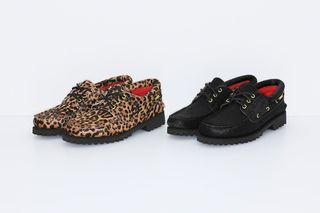 5e22a06c693 Supreme x Timberland 3-Eye Classic Lug Shoe  Official Drop Info