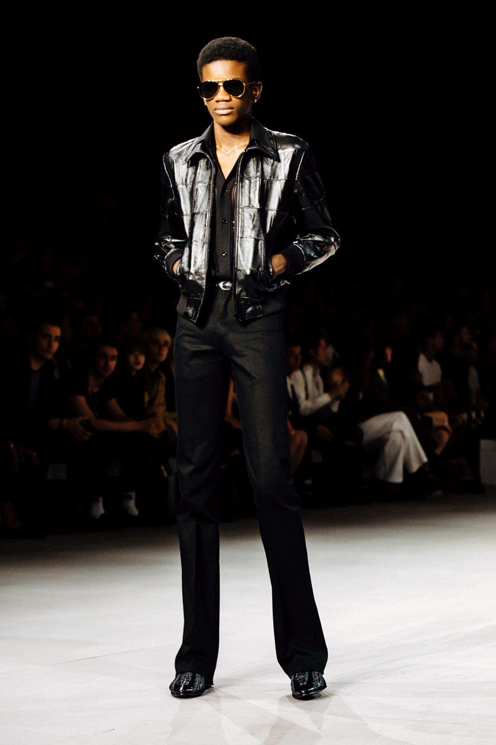 MSS20 Paris Celine JulienTell For Web 32 hedi slimane runway