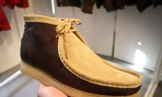 Pitti – Clarks Original Rocky Mountain Featherbed Vests and Wallabee