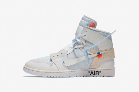 255508c87406 Air Jordan 1 Triple White Nike
