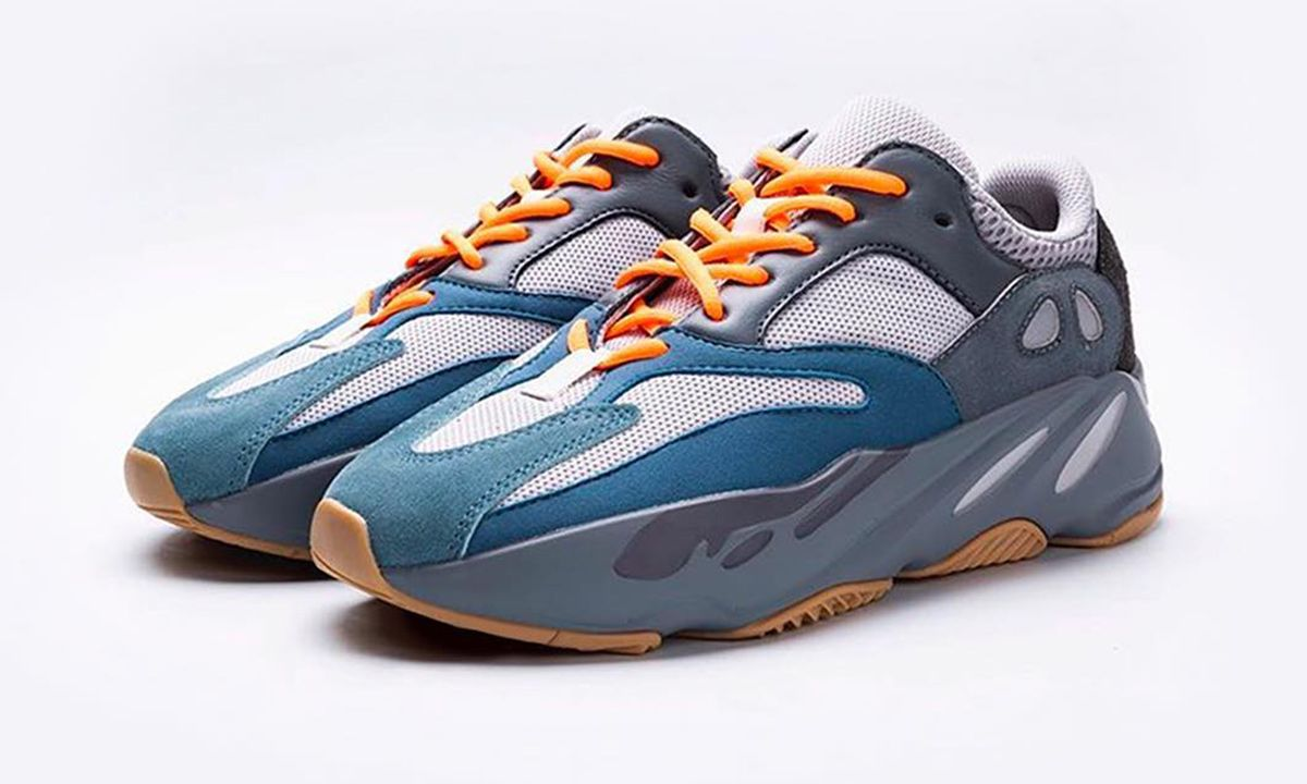 "outlet store 8700b 736b1 adidas YEEZY Boost 700 ""Teal Blue"": Rumored Release Information"