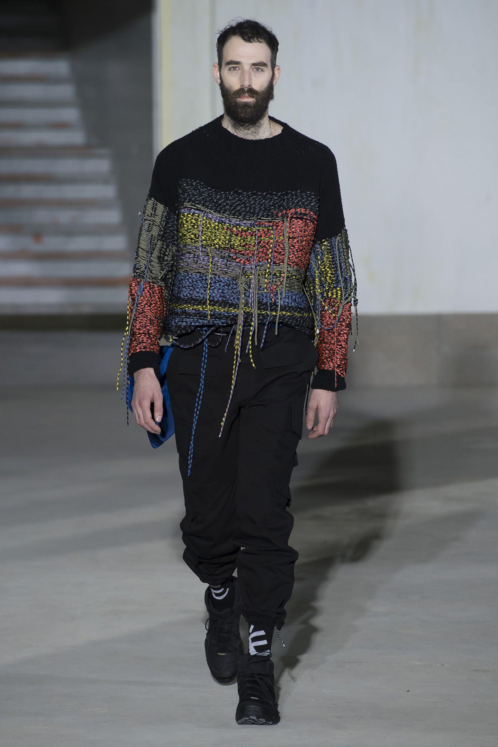 ETUDES FW18 Fall/WInter 2018 paris fashion week runway