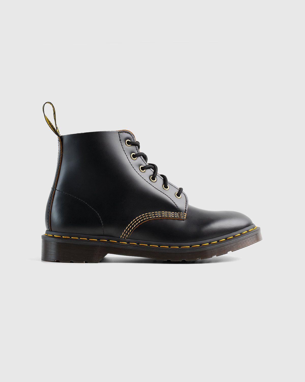 Dr. Martens – 101 Arc Black Vintage Smooth - Image 1