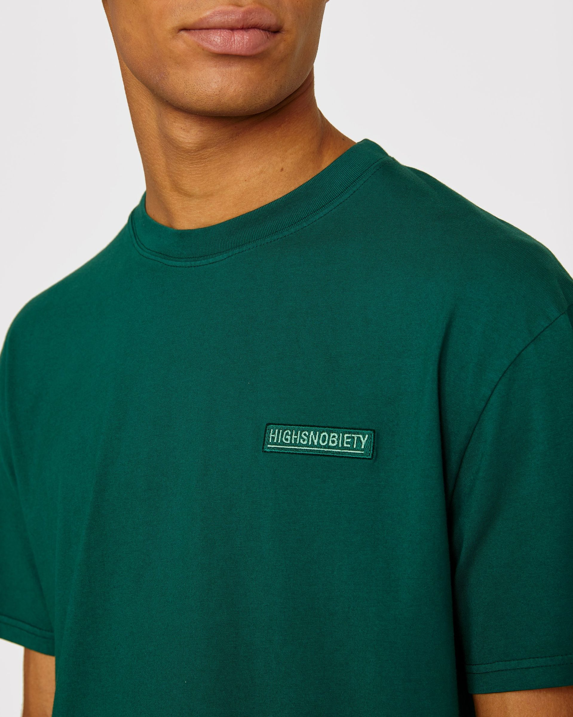 Highsnobiety Staples - T-Shirt Green - Image 5