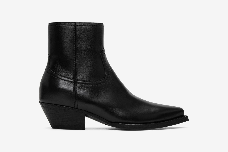 Lukas Zip Boots