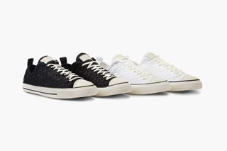 """4aff8350742e 1 more. Previous Next. Converse has introduced the Chuck Taylor All Star """"Mono  Weave"""" collection ..."""