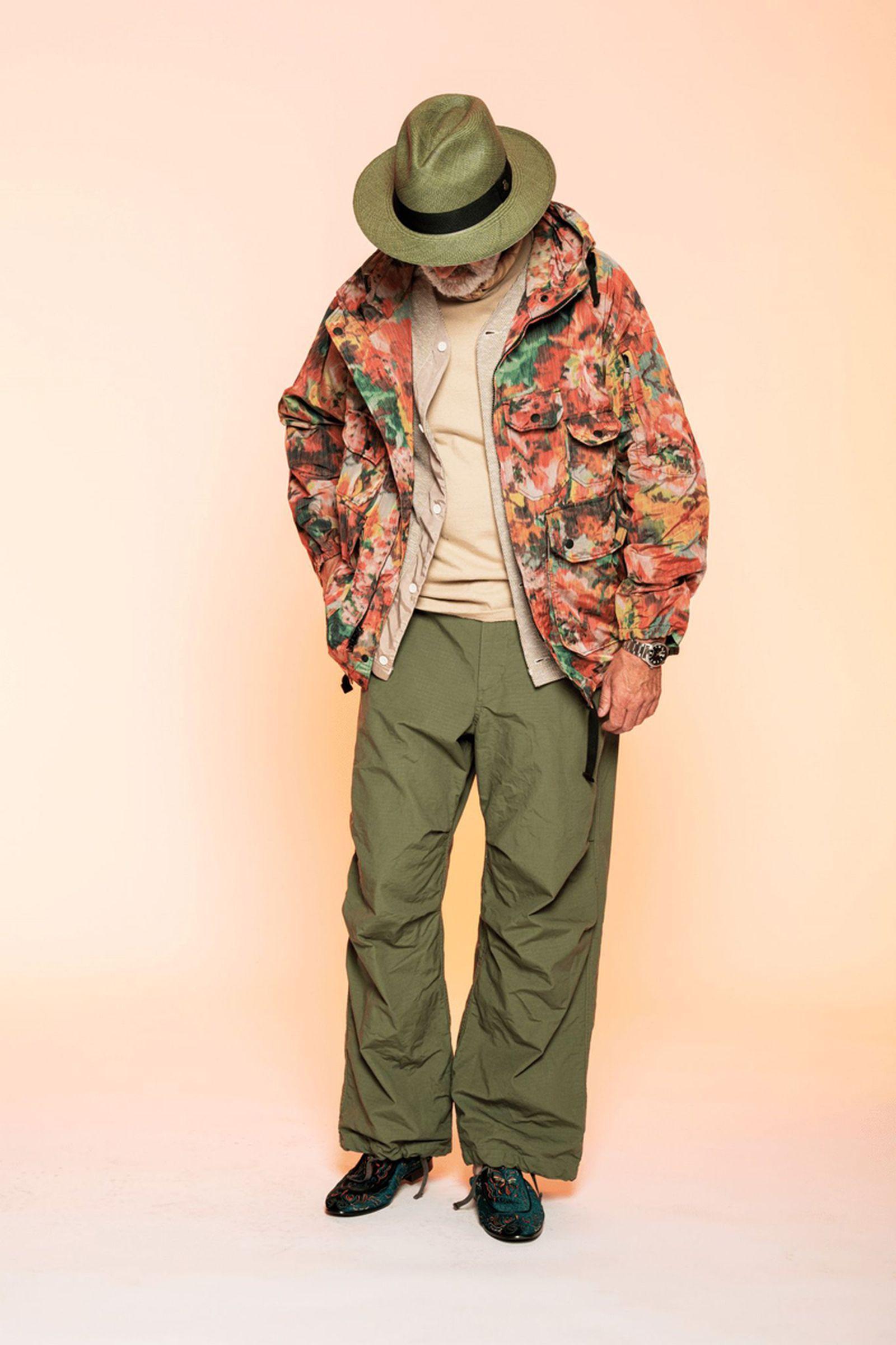 engineered garments spring summer 2022 collection lookbook (8)