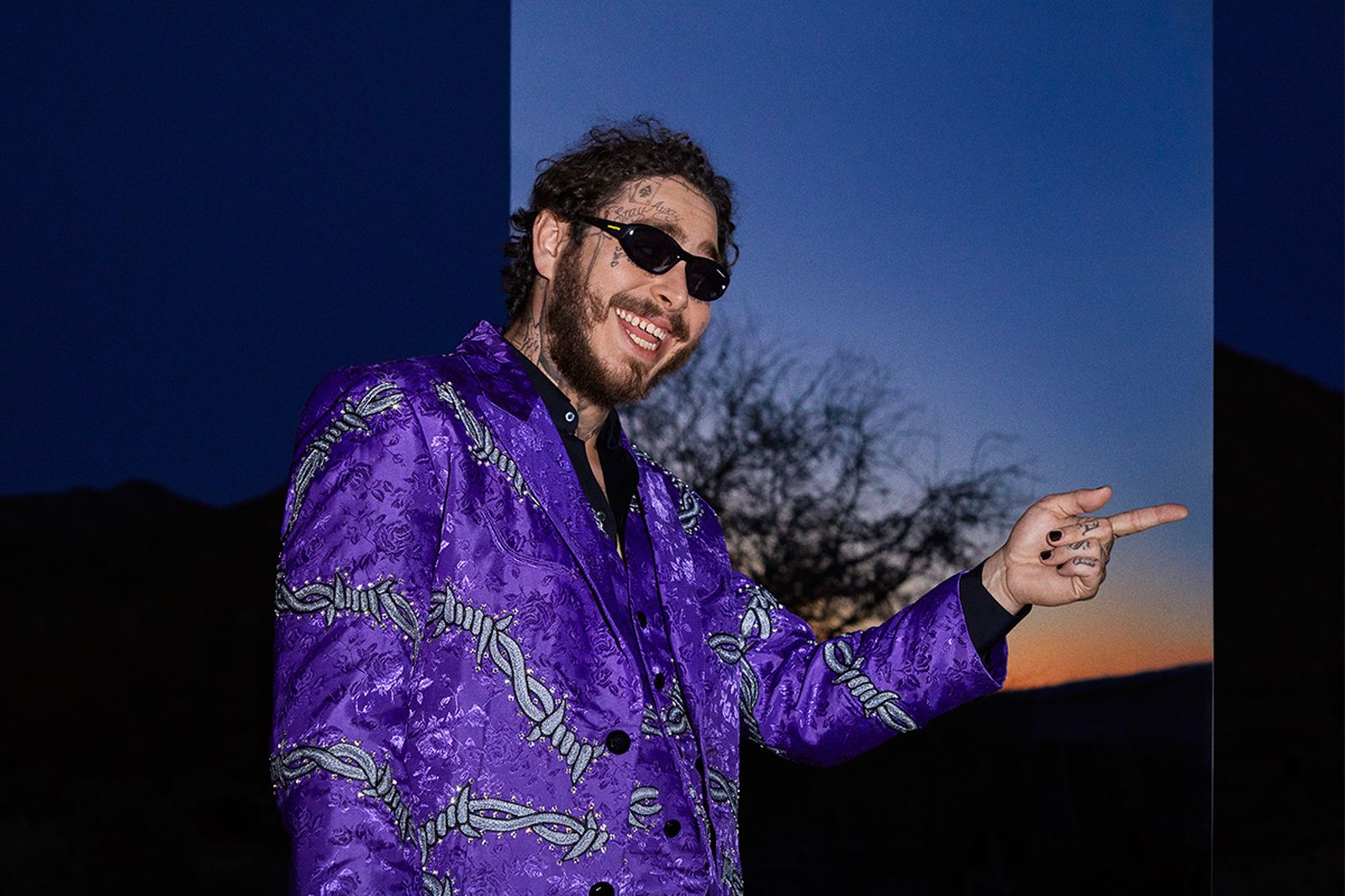 In Text Image arnette post malone