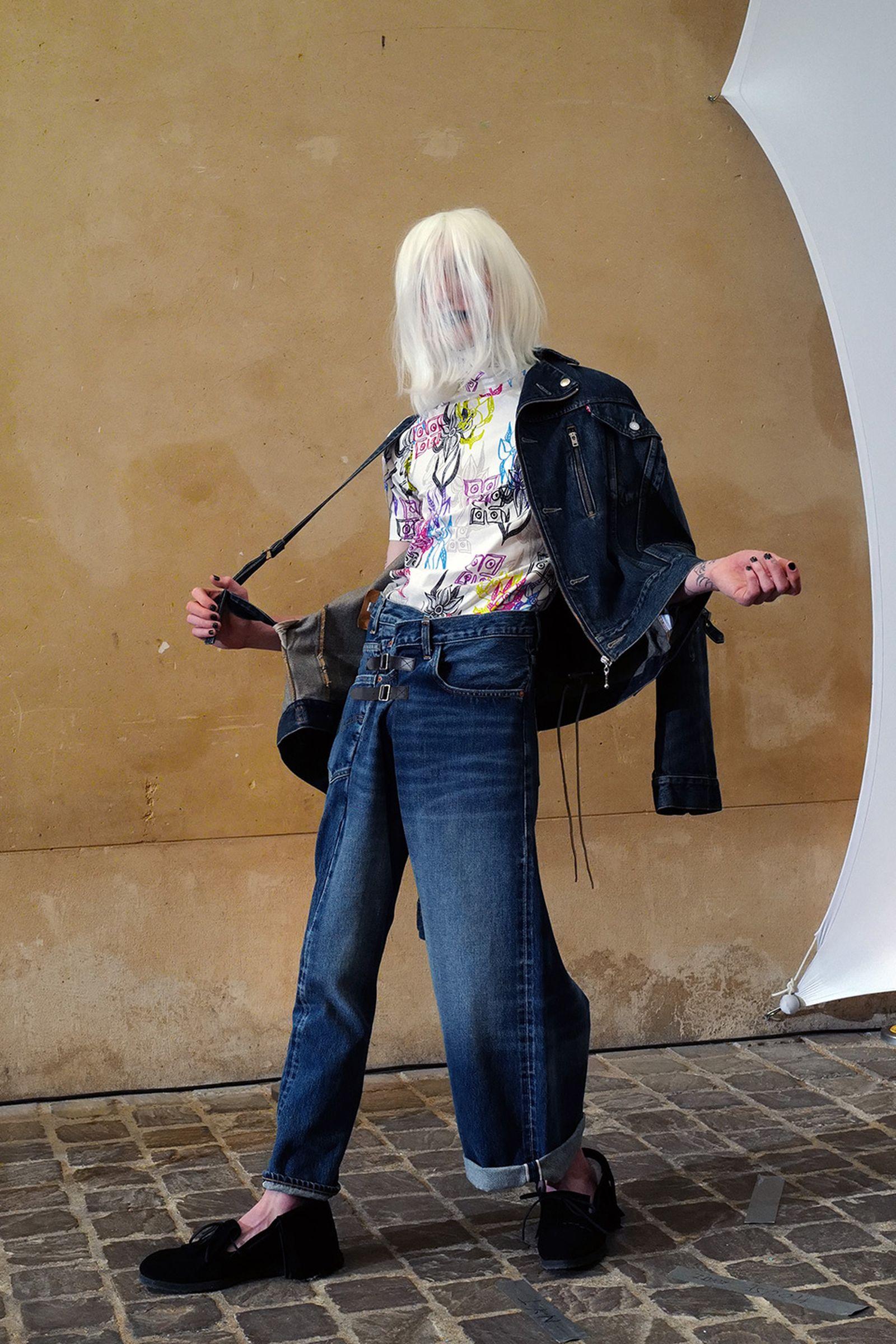 J1060172 Leica Q2 paris fashion week