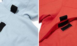 Outlier Drops Experimental Lightweight F.Cloth Sun Parka