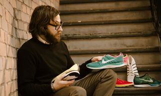 A Conversation with Nike's Innovation Kitchen Studio Director Ben Shaffer