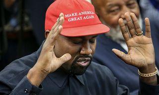 Kanye West Has Delayed 'YANDHI' Release Yet Again