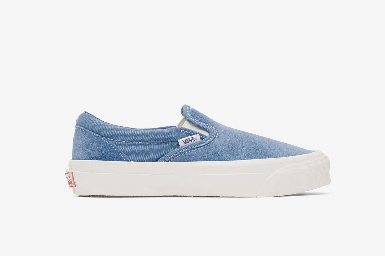 Suede OG Classic Slip-On Sneaker