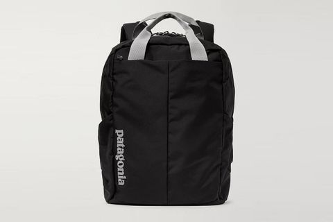 Tamangito Logo-Print Backpack