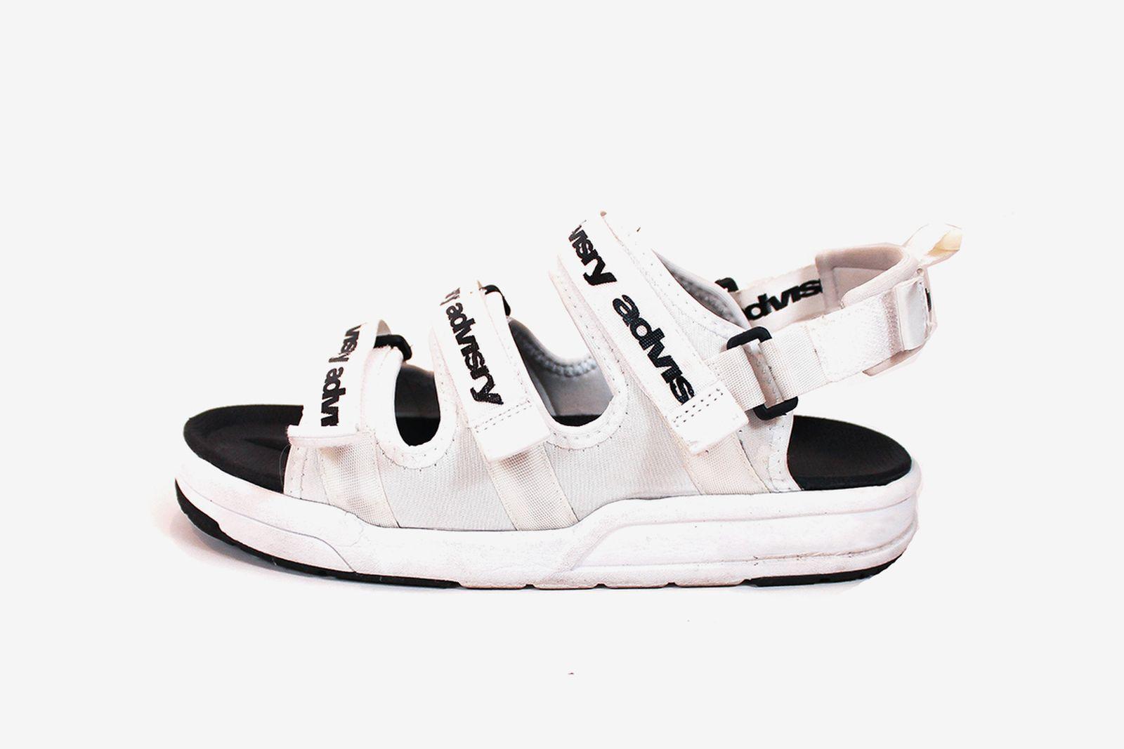 sandals white ADVISRY SS18